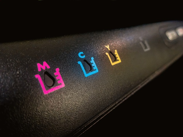 Drukarka kolory