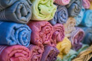 tkaniny i materiały