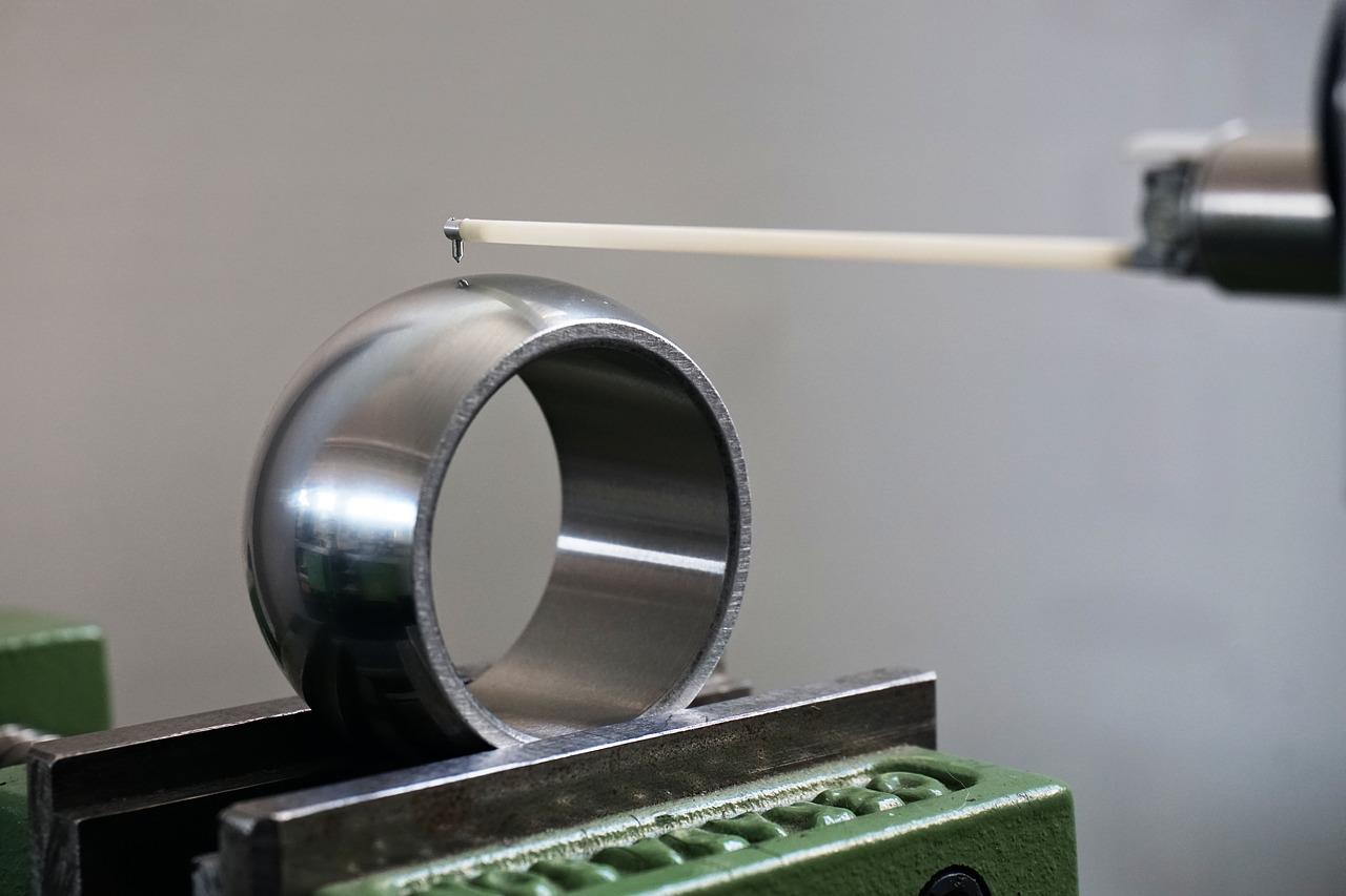 Skanowanie 3D w kontroli jakości