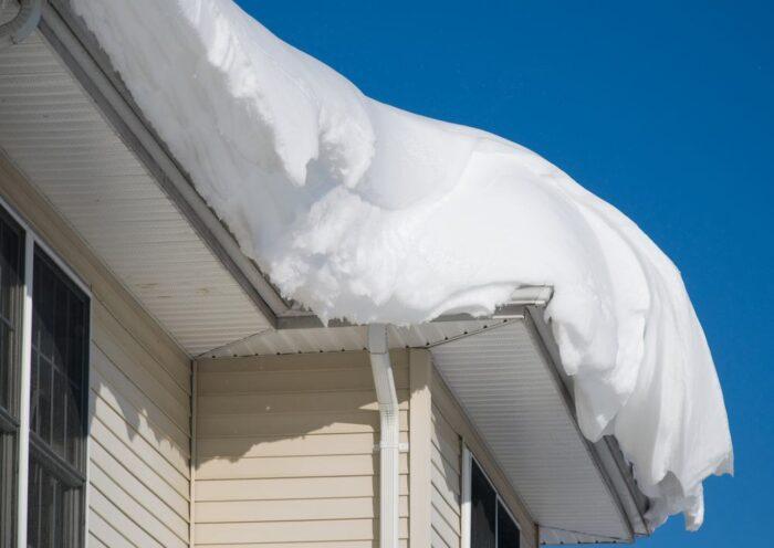 płotki do śniegu