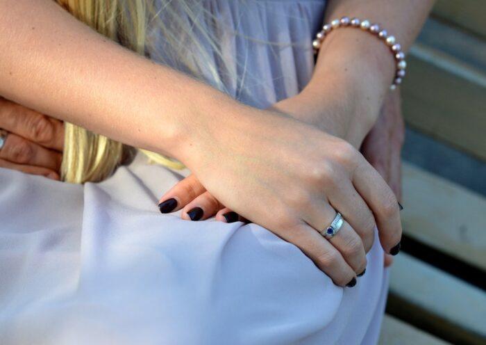 Ślubne bransoletki